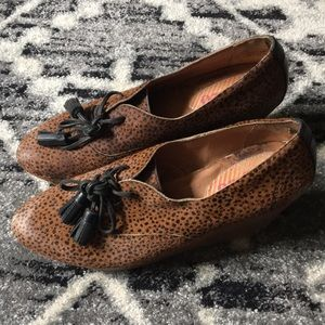 Well-loved 80%20 Pony Hair Wedges